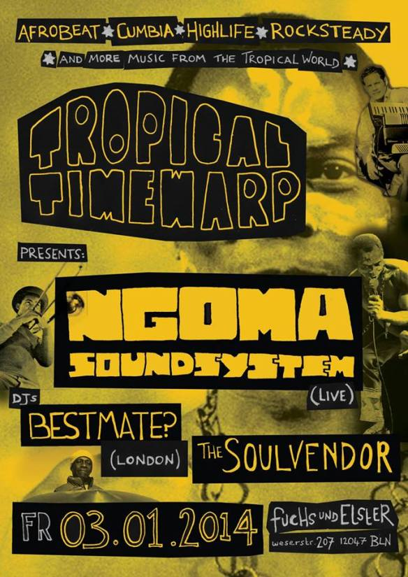 Tropical Timewarp Ngoma