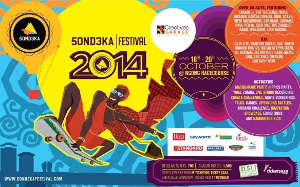 Sondeka-Festival-Poster